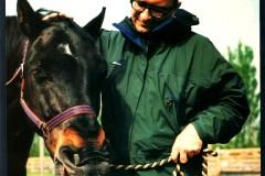 Holistic horse-riding.